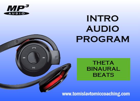 Intro audio program