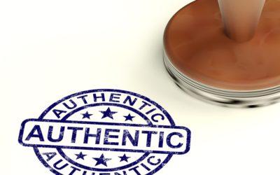 Kako postati autentičan?