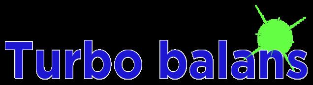 Turbo balans program